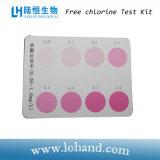 1. Kit de test d'eau pour le test de chlore gratuit (LH2002)