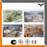 Planta de esmagamento agregada com projeto da construção de estradas