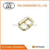Singolo inarcamento rettangolare del rullo di Pin nel colore brillante dell'oro