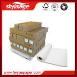 Anti-Curl, Elimina o Ghosting 105GSM 1, 600mm * 63inch Sticky / Tacky Sublimation Transfer Paper