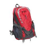 Kundenspezifischer Kreuzungs-Rucksack 210d Polyester Beutel