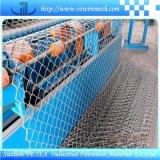 Collegamento Chain che recinta maglia utilizzata in giardino