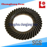 High Quality Straight teethed Bevel Gear met Keyway