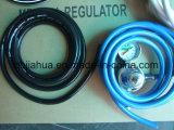 Manguito/tubo médicos de la transferencia del gas