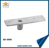 Caliente de la venta SUS304 puerta corrediza de piso Pivote