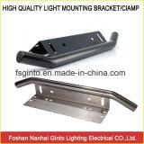 Parentesi anteriore universale del supporto della targa di immatricolazione dell'alluminio per fuori dalla barra chiara della strada LED