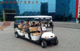 11 Kar van het Sightseeing van passagiers de Elektrische voor de Toevlucht van de Toerist