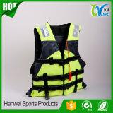 2017년 품질 보증 휴대용 Solas 바다 사려깊은 구명 재킷 (HW-LJ034)