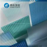 Feuille alvéolaire de polycarbonate de carbonate de Bayer Policarbonato poly
