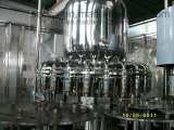Linha de enchimento quente automática fabricante/equipamento do suco/chá da máquina