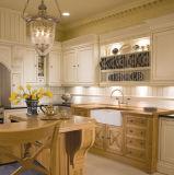 كلّيّا صنع وفقا لطلب الزّبون تقليديّ يدهن مطبخ تصميم, يدهن [سليد ووود] [كيتشن كبينت], [كونتري ستل] خشبيّة