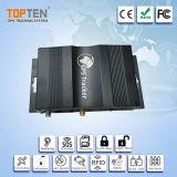 GPS GPRS система слежения за автомобиля через Интернет с помощью камеры контроля топлива (ТК510-ER)