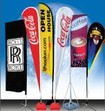 2016 personalizou a bandeira ao ar livre do vôo da bandeira barata da vela