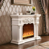 ホテルの家具ヨーロッパLEDはつける電気暖炉(318SS)を