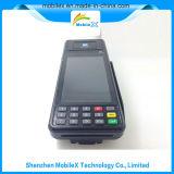 E-Payment com leitor de cartão de crédito, Scanner de código de barras, 4G