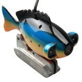 """Bajo el agua de la Cámara de pescado fish finder con 7"""" con la función DVR HD"""