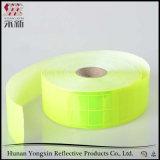 Qualitäts-hohe Intensitäts-Gelb-selbstklebender reflektierender Band-Vinylauto-Aufkleber