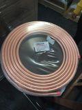 Pfannkuchen-Ringe, Klimaanlagen-Rohr, kupfernes Gefäß