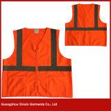 Подгонянные одежды безопасности хорошего качества конструкции для промышленных работников (W83)