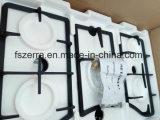 201 مستوية [ستينلسّ] فولاذ لوح غال ملولب مخدّد منزل [كوكور] ([جزس85804])