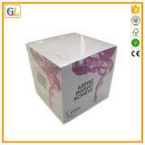 Personalizados de alta qualidade caixa de embalagem de cosméticos
