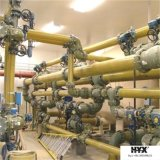 Ajustage de précision de pipe de GRP - té pour la connexion sifflante