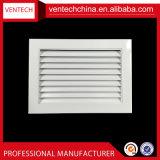 Klimaanlagen-einzelnes Ablenkungs-Gitter-Zubehör-Luft-Decken-Aluminiumgitter