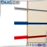 Profil en aluminium/en aluminium d'extrusion de Slatwall