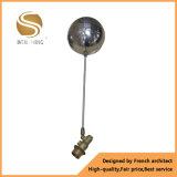雄ネジの真鍮の水漕3/4インチの小さい水漕の水位の男性NPTの糸の真鍮の浮遊物弁