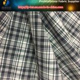 Il filato di nylon della saia ha tinto il tessuto di stirata di 2 modi, tessuto dello Spandex di nylon