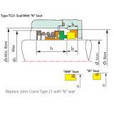 Joint simple du ressort 21 pour la pompe à eau