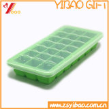 케이크 형 초콜렛 아이스크림 쟁반 (YB-HR-25)를 가진 취사 도구 고품질 실리콘 아이스 큐브