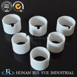 Piezas de cerámica de resbalón del bastidor del Zirconia de cerámica de la precisión