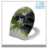 Moderner selbstklebender Harnstoff-kundenspezifische Toiletten-Sitze