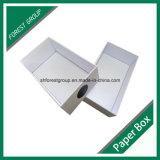 Caixa de papelão para embalagem de LED Light com inserções de espuma