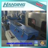 Aplicador do talco para a manufatura do fio e do cabo
