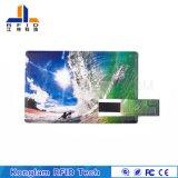 Carte de PVC U d'IDENTIFICATION RF d'OEM avec la puce étrangère de H3 pour le transport
