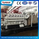Grüne Energien-Doppelkraftstoff-Generator-Sets - 12 Zylinder-Gas-Generator-Set