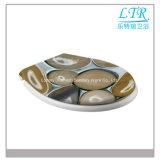 Soem-selbstreinigender Marmortoiletten-Sitz