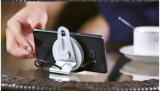 Le Qi Stand certifié chargeur rapide sans fil Ultra Slim avec deux bobines