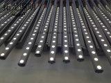 Indicatore luminoso sotterraneo registrabile di angolo lineare 18W LED del raggio luminoso del LED