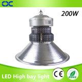 luz de la bahía de la lámpara de mina de la iluminación del punto de 200W LED alta