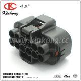 12 conetores automotrizes elétricos impermeáveis fêmeas do carro do Pin Kinkong