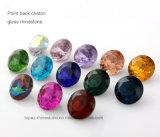 Schmucksachen bördeln fantastische Chaton Punkt-Glasrückseite KristallStrass Chaton Ss38 Rhinestone