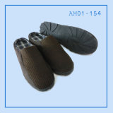 Men Home Indoor Warm Winter Slipper Shoes