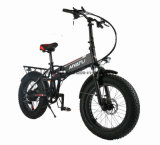 350W / 500W 48V / 10h 20inch Fat Tire Electric Bicycle