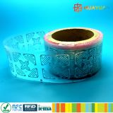 ISO18000C H47モンツァ4QT UHF RFIDは象眼細工のスマートな札を乾燥する