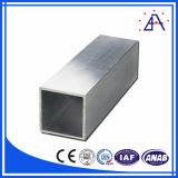 주문을 받아서 만들어진 Rectangular&High 질 관 알루미늄 또는 관 알루미늄