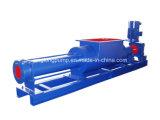 Xinglong 넓은 인후 높게 Vicouse 매체를 위한 공급 호퍼를 가진 단 하나 나선식 펌프