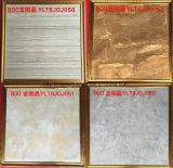 Каменные застекленные Jingang мраморный плитки фарфора настила